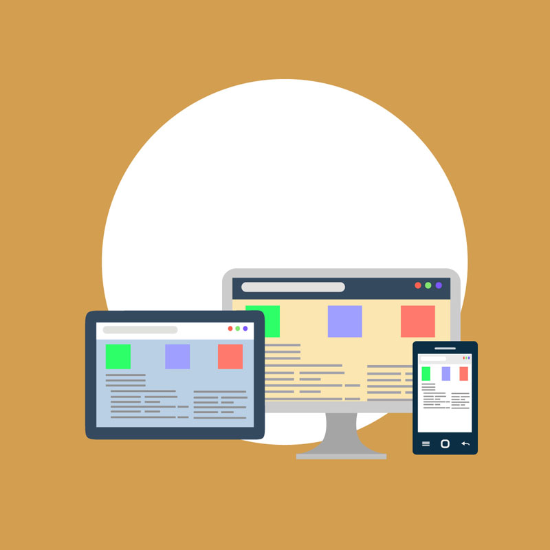 Responsive dynamic color choices